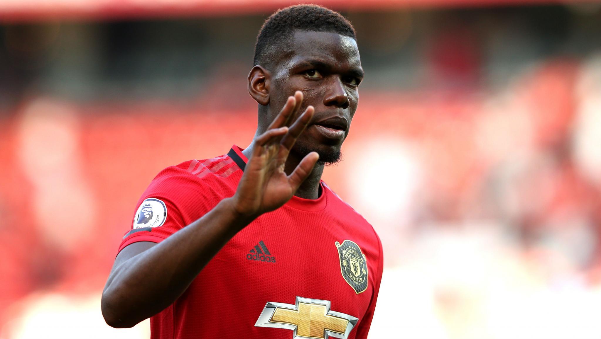 Paul Pogba, Manchester United Midfielder Mistakes Urine for Apple Juice in Social Media Video