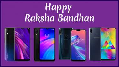 Raksha Bandhan 2019 Gift Ideas: Four Best Smartphones Under Rs 10,000 To Present Your Sister This Rakhi Festival