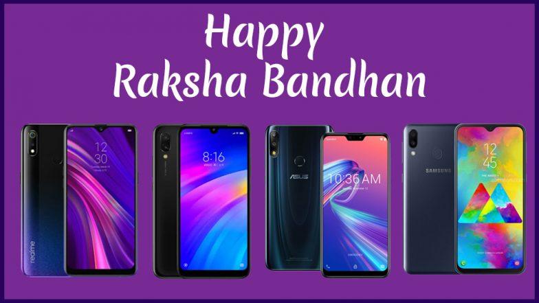 Raksha Bandhan 2019 Gift Ideas: Four Best Smartphones Under Rs 10,000 To Present Your Sister This Rakhi Festival
