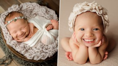Photographer Edits Photos of Babies With Teeth And The Result is Cute