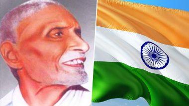 Pingali Venkayya's 143rd Birth Anniversary: Twitterati Remembers the Man Who Designed Indian National Flag