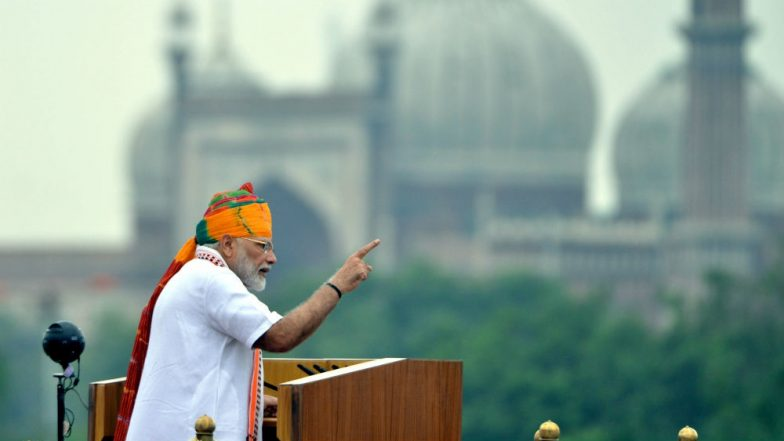 India Celebrates 73rd Independence Day, PM Narendra Modi Outlines His Vision For 'Naya Bharat'