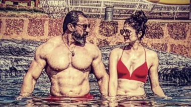 Pooja Batra Looks Stunning in a Red Hot Bikini as She Enjoys Pool Time With Husband Nawab Shah - See Pic