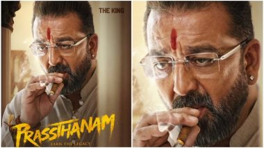 Prassthanam Trailer Video: Sanjay Dutt's Political Drama is All About Legacy and Revenge
