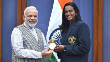 'PV Sindhu's Success Will Inspire Generations': PM Narendra Modi Congratulates Indian Shuttler on Historic BWF World Championships Win