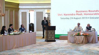 PM Narendra Modi to UAE Traders: 'Kashmiri Crop Export will Help Farmers'