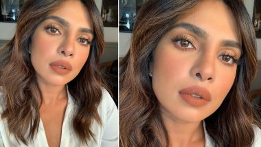 Priyanka Chopra's Flawless Selfie Adds Glamour To a Boring Thursday! (View Pic)