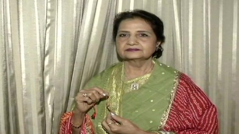 Raksha Bandhan 2019: Qamar Mohsin Shaikh, PM Narendra Modi's Pakistan-Origin Rakhi Sister, To Tie Him Sacred Thread Today