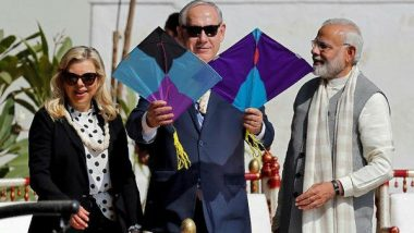 India Friendship Day 2019: Israel Greets India With Montage of Benjamin Netanyahu-Narendra Modi, Quotes 'Yeh Dosti' Song