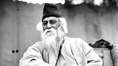 Rabindranath Tagore Death Anniversary: Remembering Asia's First Nobel Laureate Who Penned Down National Anthem of India