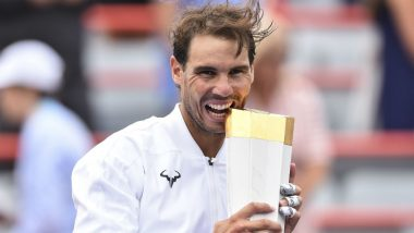 Rafael Nadal Wins 5th Rogers Cup Title in Canada, Claims Record-Extending 35th ATP Masters 1000 Title