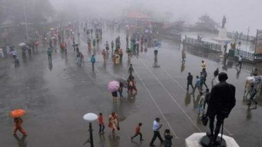 Mumbai Rains: No Heavy Showers for Next Few Days, City to Witness Only Light Rainfall, Says IMD