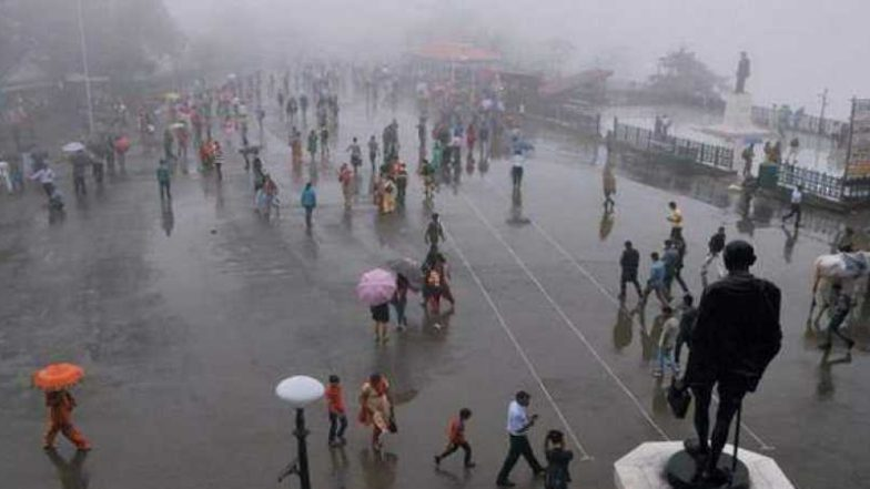 Cyclonic Circulation Over Bay of Bengal; Kerala, Karnataka and Odisha to Receive Heavy Rainfall in Coming Days, Says IMD
