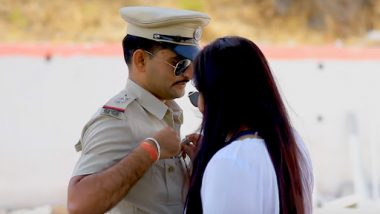 Rajasthan: Pre-Wedding Video Showing Police Officer Getting 'Bribed' by Bride Goes Viral, Upset IG Sends Notice to All Officers