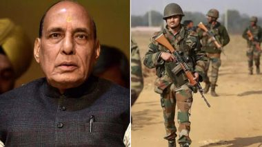 Rajnath Singh Says India Will Now Discuss PoK With Pakistan, Reiterates 'Terror and Talks Can't Go Together'