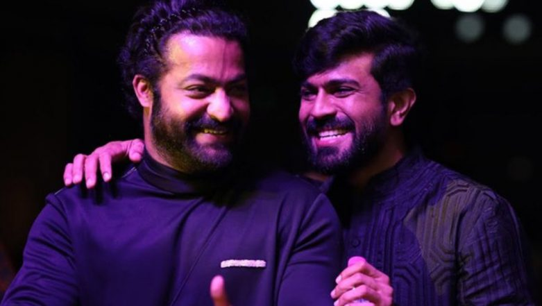 #RRRYehDosti: Ram Charan and Jr NTR Share Amazing Posts Celebrating Their Close Bond on Friendship Day