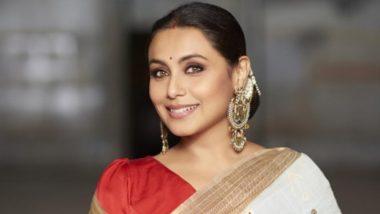 Rani Mukerji Says There is Essence of Ma Durga in 'Mardaani 2'