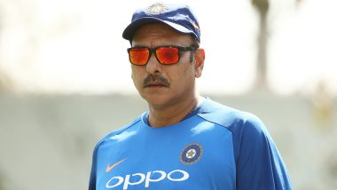 'Mahatma Gandhi's Birthday is Dry Day' Ravi Shastri Gets Trolled With Funny Tweets and Memes Over His Tweet on Plogging Run Initiative!