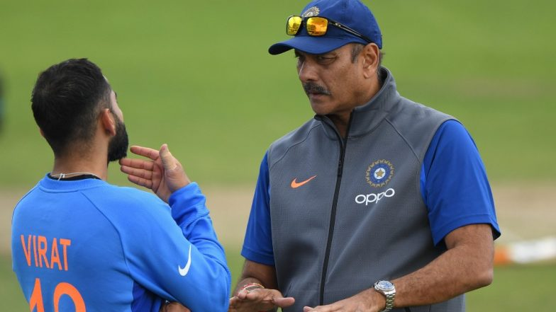Team India Head Coach Selection: BCCI to Announce Name Today at 7 PM; Ravi Shastri Remains Front-Runner