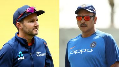 Team India's Head Coach Battle Over, Mike Hesson Congratulates Ravi Shastri For Retaining India's Chief Coach Position
