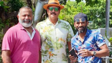 Ravi Shastri & Co enjoy 'Coaches' Day Out' at Bob Marley Museum ahead of 2nd IND vs WI 2019 Test in Jamaica (Watch Video)