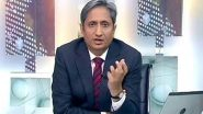 Ravish Kumar of NDTV Wins Gauri Lankesh Memorial Award For Journalism, Says 'Media Suppressing Voice of Dissent'