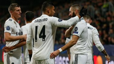 Real Madrid vs Levante, La Liga 2019 Free Live Streaming Online & Match Time in IST: How to Get Live Telecast on TV & Football Score Updates in India?
