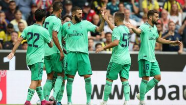 Celta Vigo vs Real Madrid, La Liga 2019 Free Live Streaming Online & Match Time in IST: How to Get Live Telecast on TV & Football Score Updates in India?
