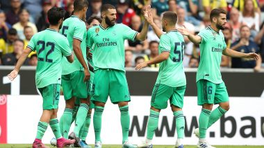 Real Madrid vs Red Bull Salzburg: Los Blancos Announce 20-Man Squad For Pre-Season Friendly Game in Austria
