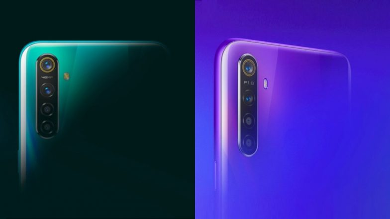 Realme 5 Pro, Realme 5 With Quad Cameras Launching Today in India; Watch LIVE Streaming of Realme 5 Series India Launch Event
