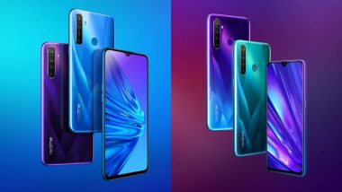LIVE News Updates: Realme 5, Realme 5 Pro Smartphones Launched At Rs 9,999 & Rs 13,999; Prices, Features & Specifications