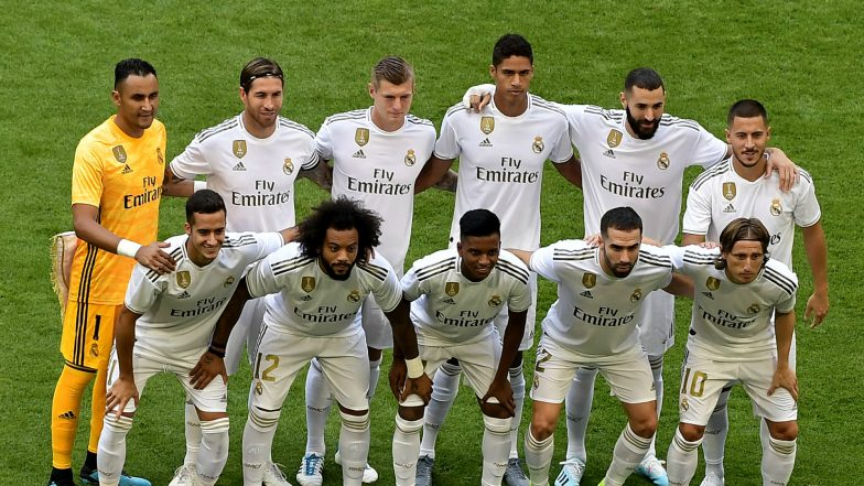 Red Bull Salzburg vs Real Madrid Free Live Streaming Online: Where to Get Live Telecast on Tv & Free Score Updates of Club Friendly Football Match in Indian Time?