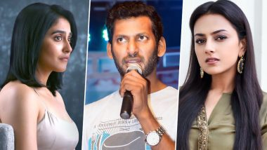 Irumbu Thirai 2: Here's An Update on Regina Cassandra, Vishal Krishna and Shraddha Srinath Starrer!