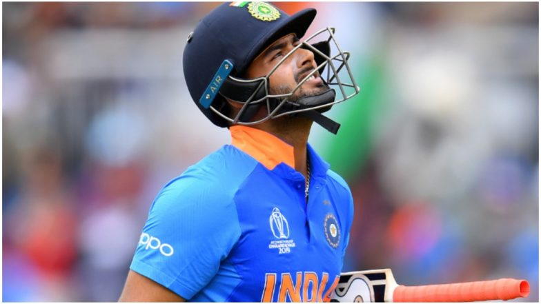 Enough of Rishabh Pant! Fans Troll Wicket-Keeper Batsman for First-Ball Duck during India vs West Indies 3rd ODI Match