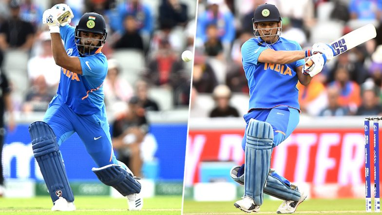 Rishabh Pant vs MS Dhoni: Young Wicket-Keeper Breaks These Two Records of Indian Veteran During IND Vs WI 3rd T20I Match