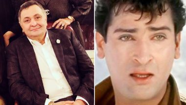 Shammi Kapoor 8th Death Anniversary: Rishi Kapoor Remembers His Uncle, Shares a Perfect Tweet on the Legend!