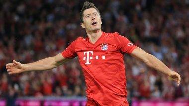 Robert Lewandowski Extends Contract With Bayern Munich, Striker to Stay With the Team Till June 2023