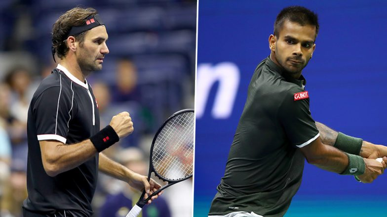 Swiss superstar Federer into US Open second round