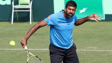 Rohan Bopanna-Nadiia Kichenok vs Nicolas Mahut-Zhang Shuai, Australian Open 2020 Free Live Streaming Online: How to Watch Live Telecast of Aus Open Mixed Doubles First Round Tennis Match?