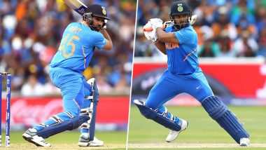 Rishabh Pant Reveals Thought Process Behind Batting During Interview to Rohit Sharma, Indian Wicketkeeper Says He Believes in His Basics