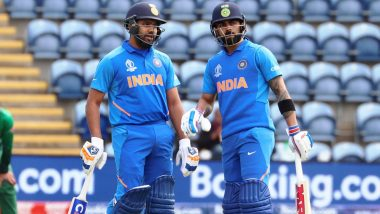 Virat Kohli vs Rohit Sharma in T20Is: How Is Indian Captain's Batting Record Different From Other Twenty20 Batsmen?