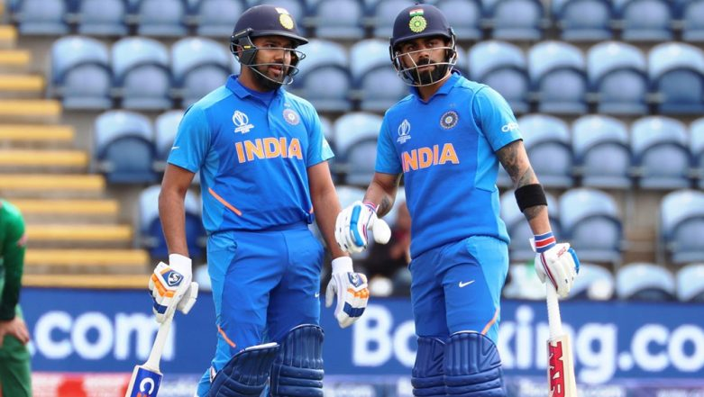 Virat Kohli and Rohit Sharma 27 Runs From Completing 1000 ODI Partnership Runs Against West Indies, Will Look to Achieve the Feat in 3rd ODI