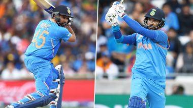 IND vs WI, 3rd ODI: Rohit Sharma Needs 26 Runs to Surpass Yuvraj Singh in Total Number of ODI Runs
