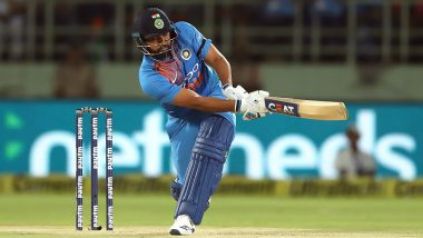 Rohit Sharma Misses 100 in IND vs BAN 2nd T20I, Surges Past Suresh Raina as India's 2nd Highest Run-Scorer in T20 Cricket With Blistering 85 Runs Knock