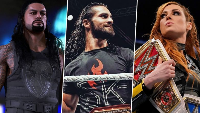 Seth Rollins, Roman Reigns, Becky Lynch, John Cena & Other WWE Superstars Wish Happy Independence Day 2019 to Indian Fans (Watch Video)