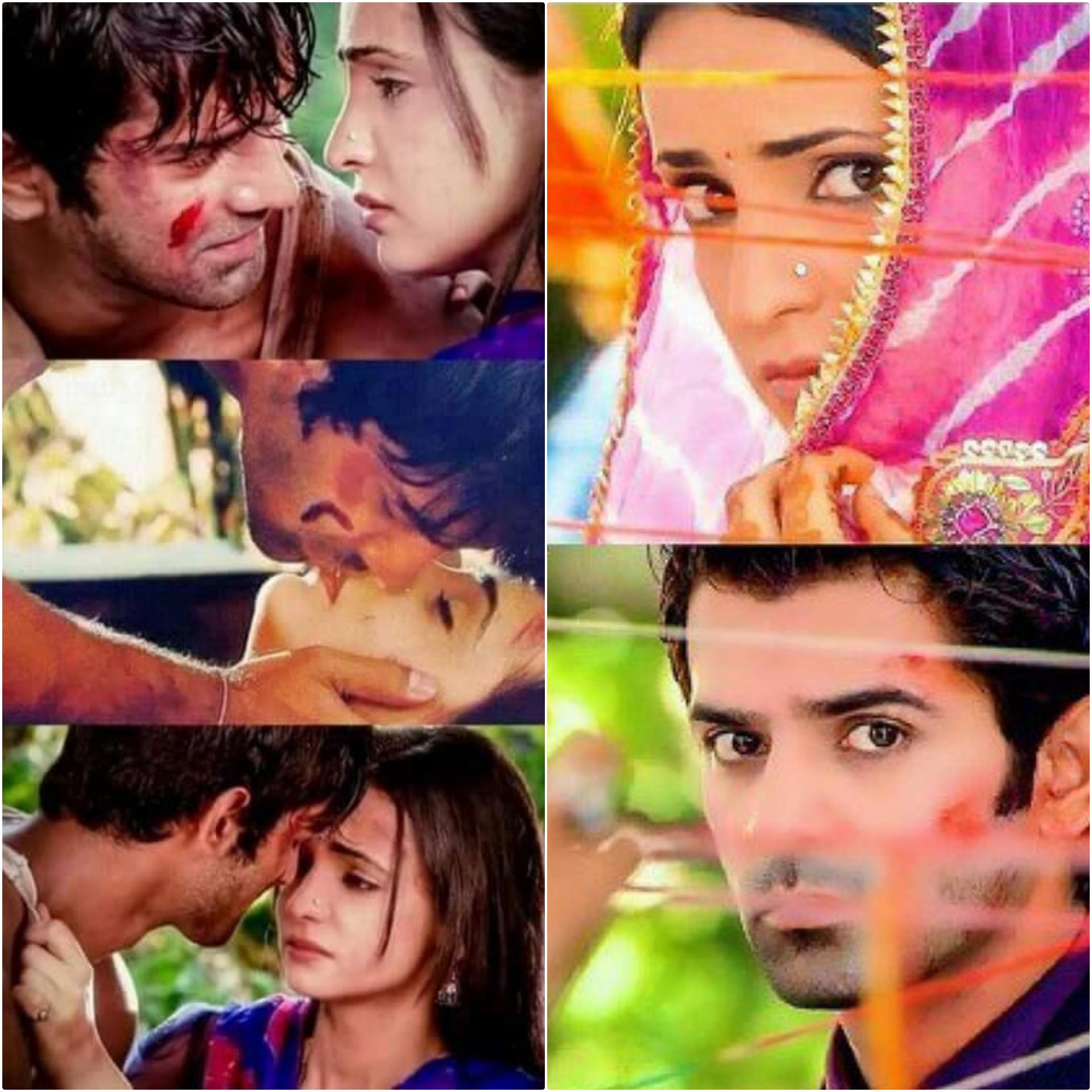 Iss Pyaar Ko Kya Naam Doon? Romantic Scenes of Arnav and