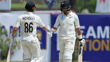 Live Cricket Streaming of Sri Lanka vs New Zealand 1st Test Day 2 on Sony ESPN and SonyLIV: Check Live Cricket Score, Watch Free Telecast of SL vs NZ 2019 on TV and Online