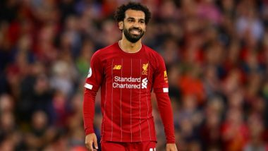 Mohamed Salah Gifts His Jersey to A Young Pitch Invader During Sheffield United vs Liverpool, EPL 2019, Leaves him Smiling Ear-To-Ear (Watch Video)