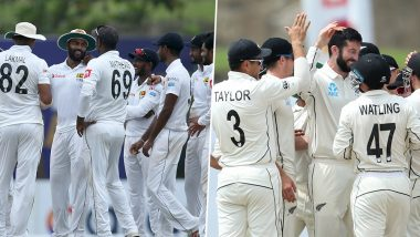 Dream11 Team SL vs NZ Predictions: Tip to Select Best All-Rounders, Batsmen, Bowlers & Wicket-Keepers for Sri Lanka vs New Zealand 2nd Test Match 2019