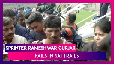19-Year-Old Sprinter Rameshwar Gurjar Fails in SAI Trials, Says Will Try Once Again